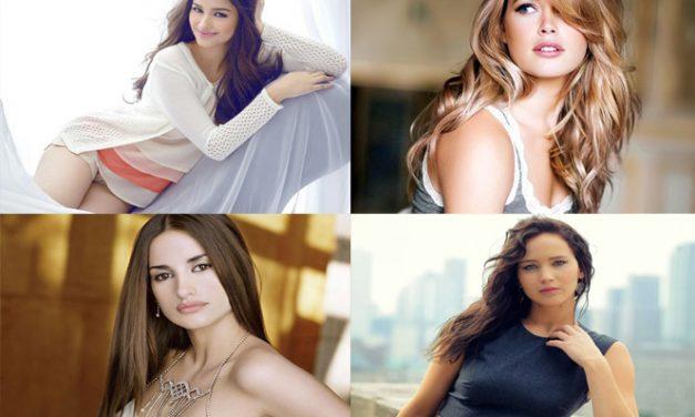 Die 7 schönsten Frauen der Welt des Jahres 2016