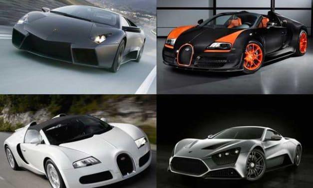 Das ist Wahnsinn!: Die 7 teuersten Autos der Welt